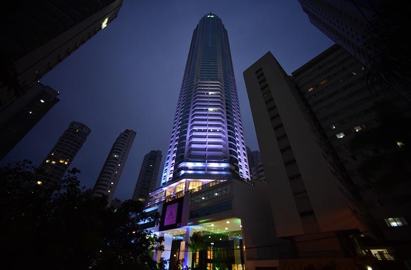 Construtora catarinense entrega o maior edifício residencial do país